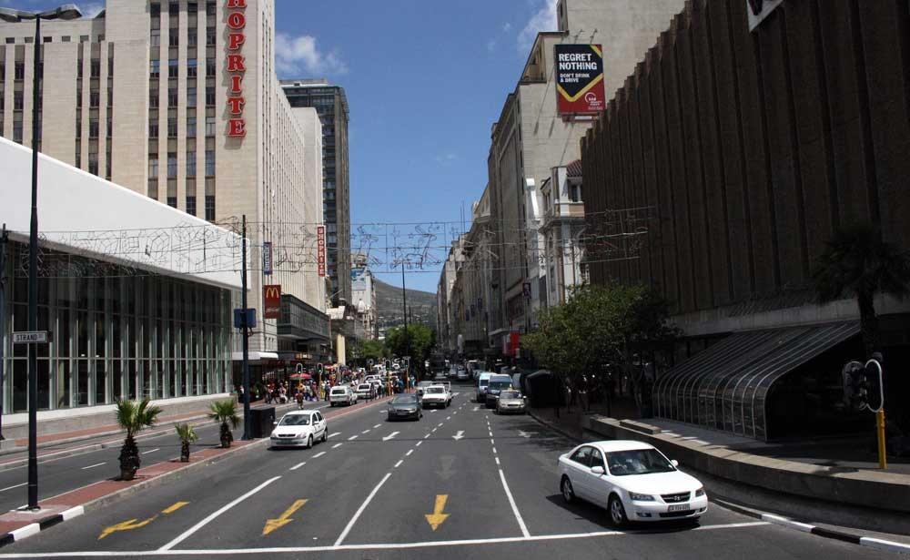 Adderley-Street-Ciudad-del-Cabo