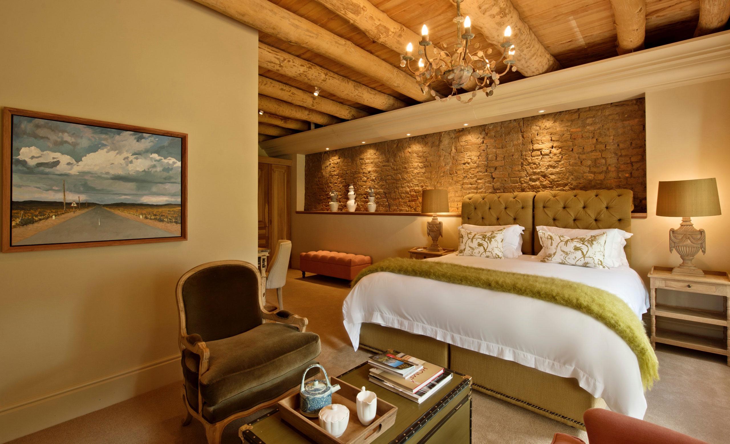 Alojamientos en Sudáfrica que nos han Sorprendido enkosi africa la cle des montagnes franschhoek winelands 1