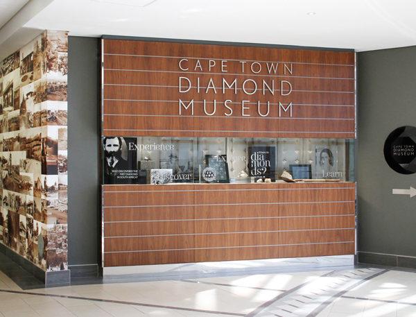 El Museo del Diamante de Ciudad del Cabo