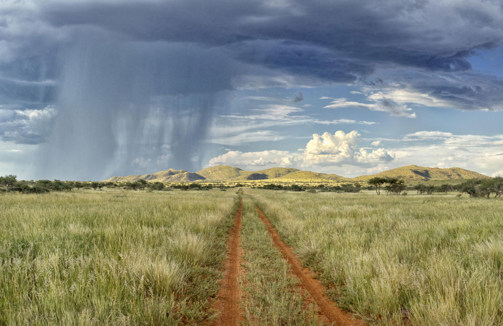 Tswalu Kalahari, fotografía de Rudolph Atallah