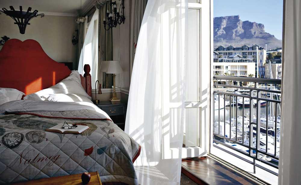cape grace hotel cape town ciudad del cabo sudafrica enkosi africa habitación