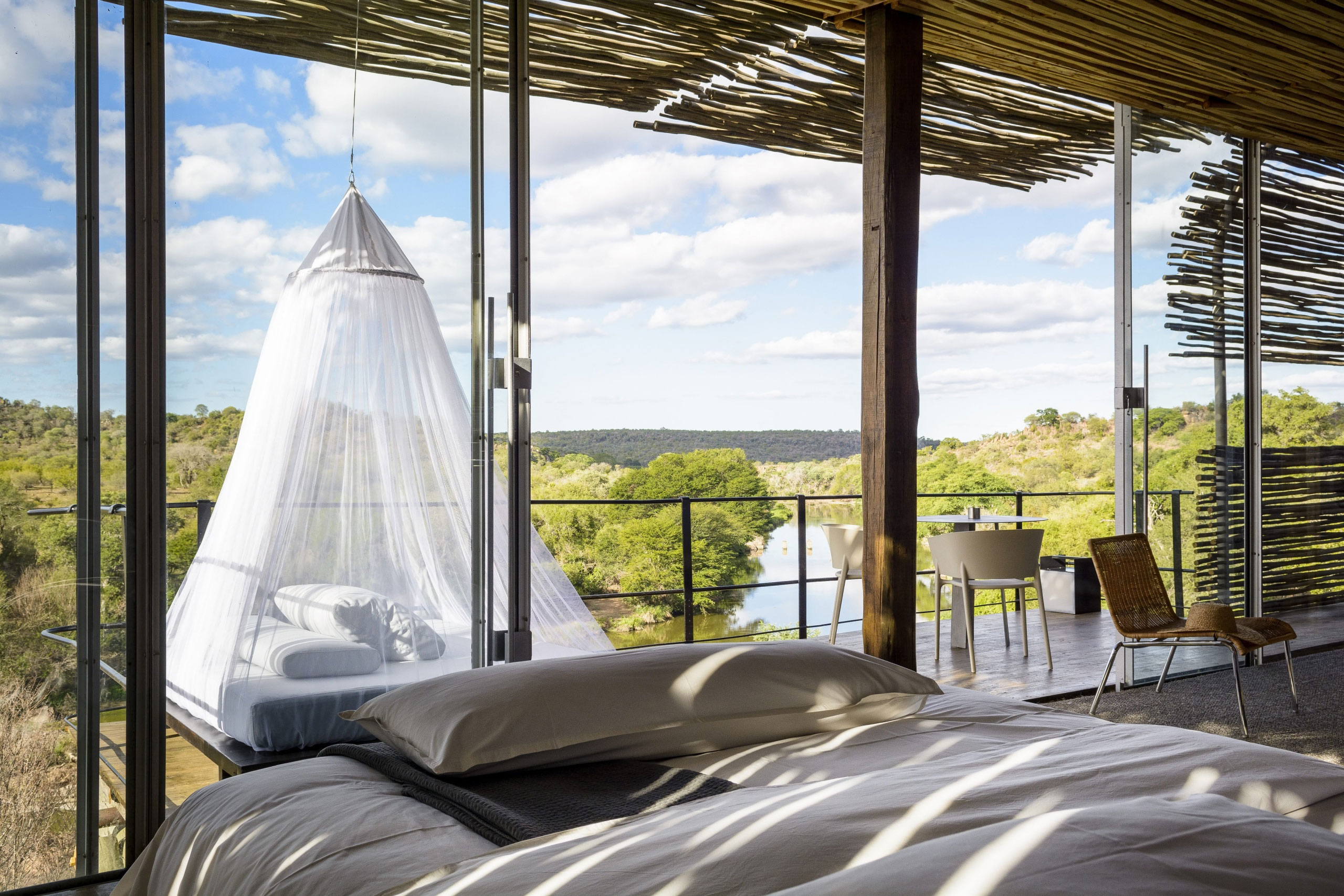 Singita Lebombo Kruger South Africa sudafrica view enkosi africa Campamento mejores Vistas África