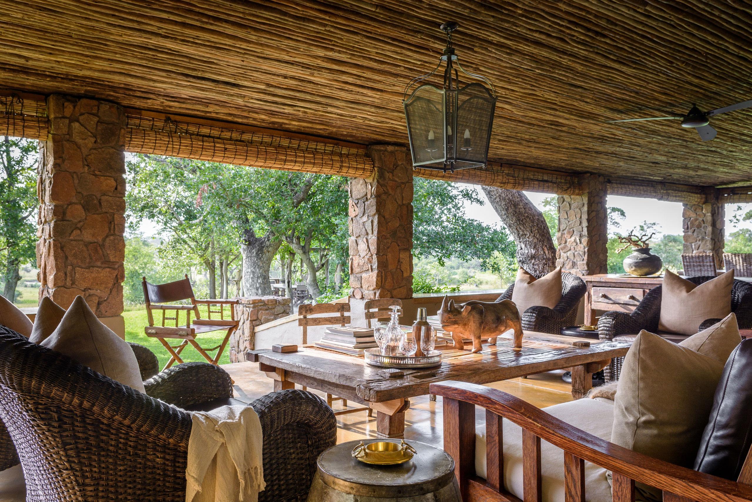 singita castleton sabi sand Alojamientos en Sudáfrica para grupos y familias enkosi africa