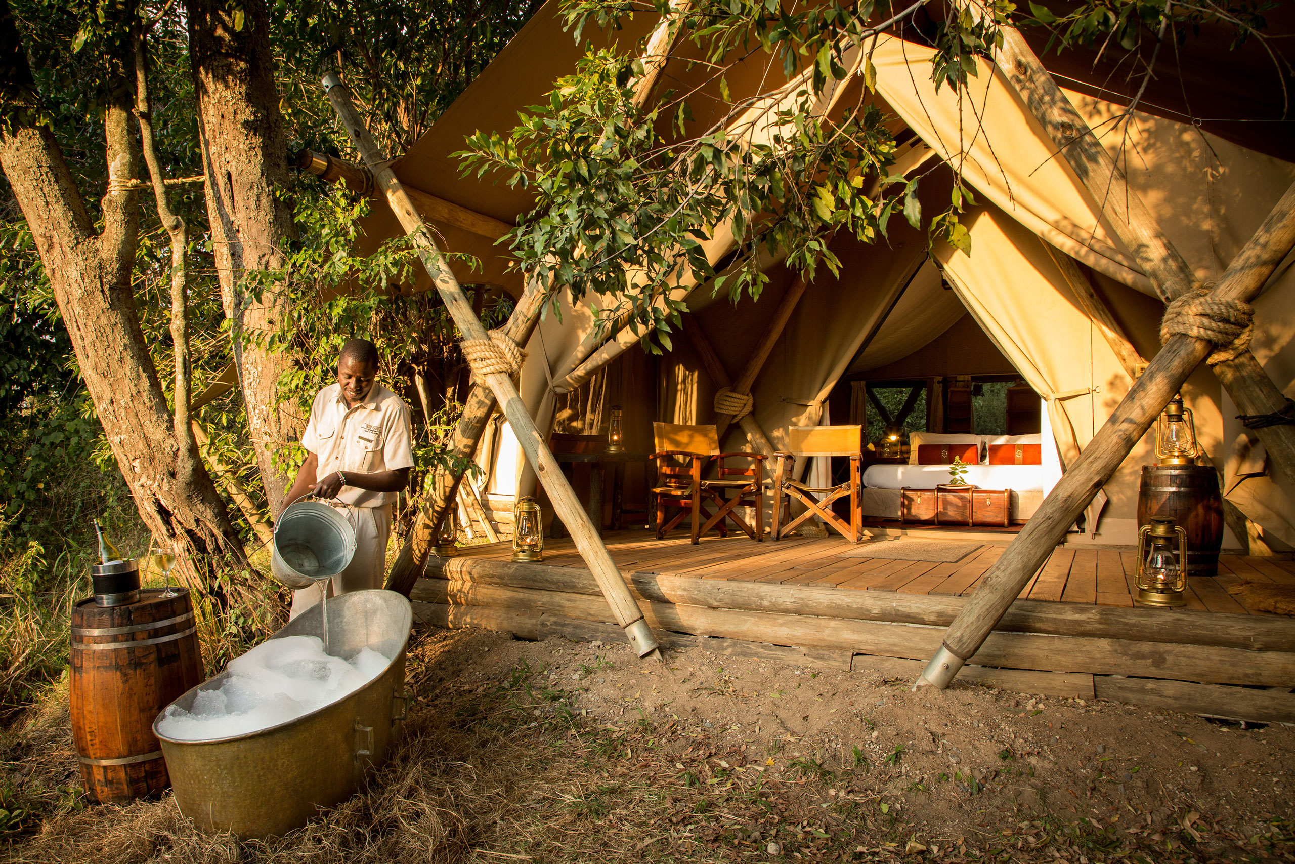 great plains conservation mara expedition camp masai enkosi africa kenya green season estacion verde tent bath safari