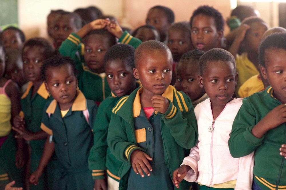 Sabi-Sand-Community-Children singita enkosi africa