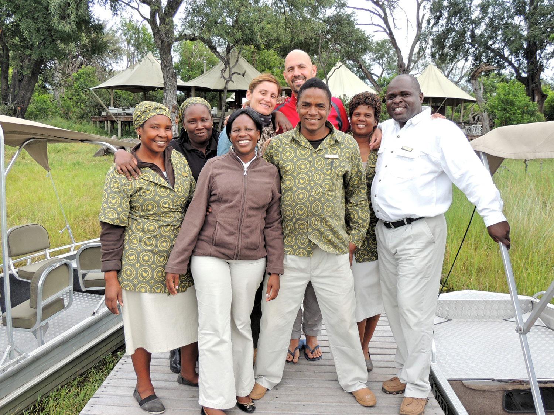 adios personal andBeyond Xaranna okavango delta botswana enkosi africa