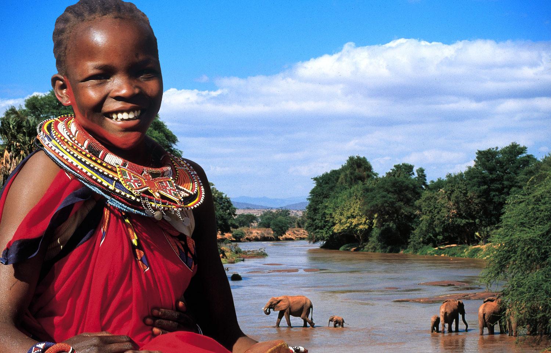 masaai girl turismo kenia magica enkosi africa