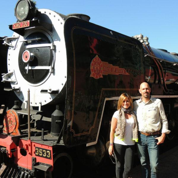 Postales desde Africa: Rovos Rail de Pretoria a Ciudad del Cabo en Ferrocarril de Lujo