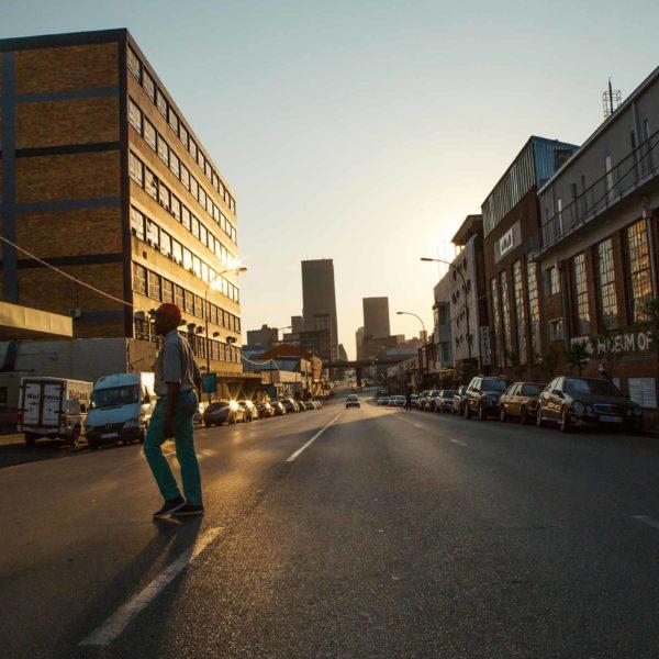 Johannesburgo, Lugar de Oro