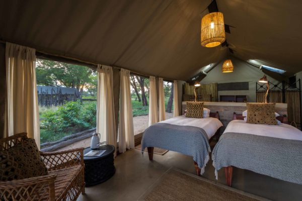 enkosi-africa-safari-zimbabwe-hwange-davisons-camp-wilderness-guest-tent-twin