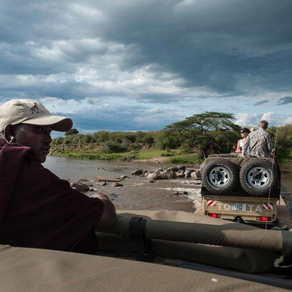 A Dónde Ir en tu Primer Safari (y Siguientes)