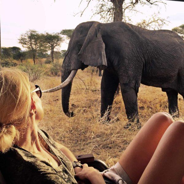 Consejos para Mujeres que Quieren ir de Safari