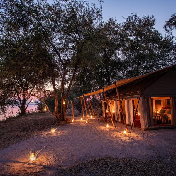Sapi Explorers Camp, Reserva Privada de Sapi