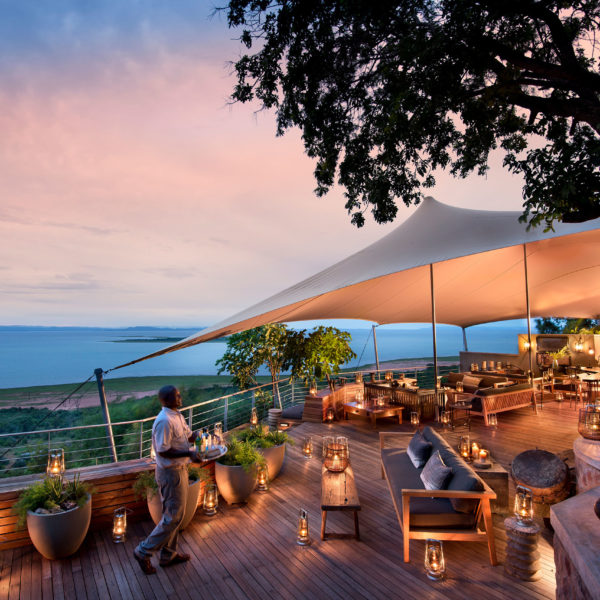 Bumi Hills Safari Lodge, Lago Kariba
