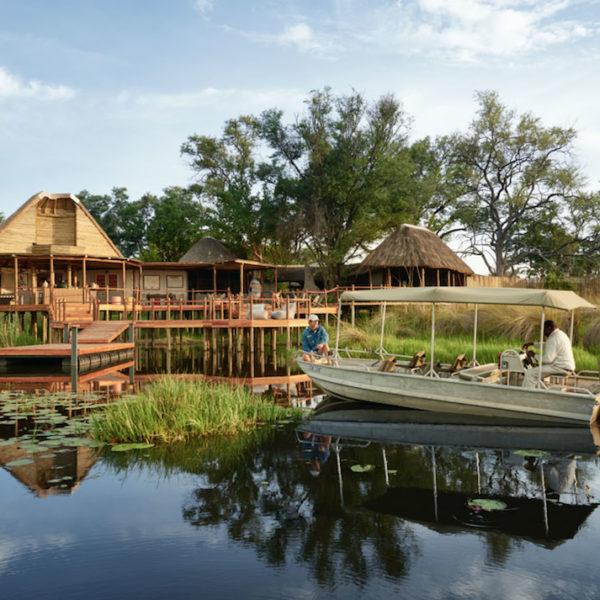 Última Hora: Niveles del Agua en el Delta del Okavango