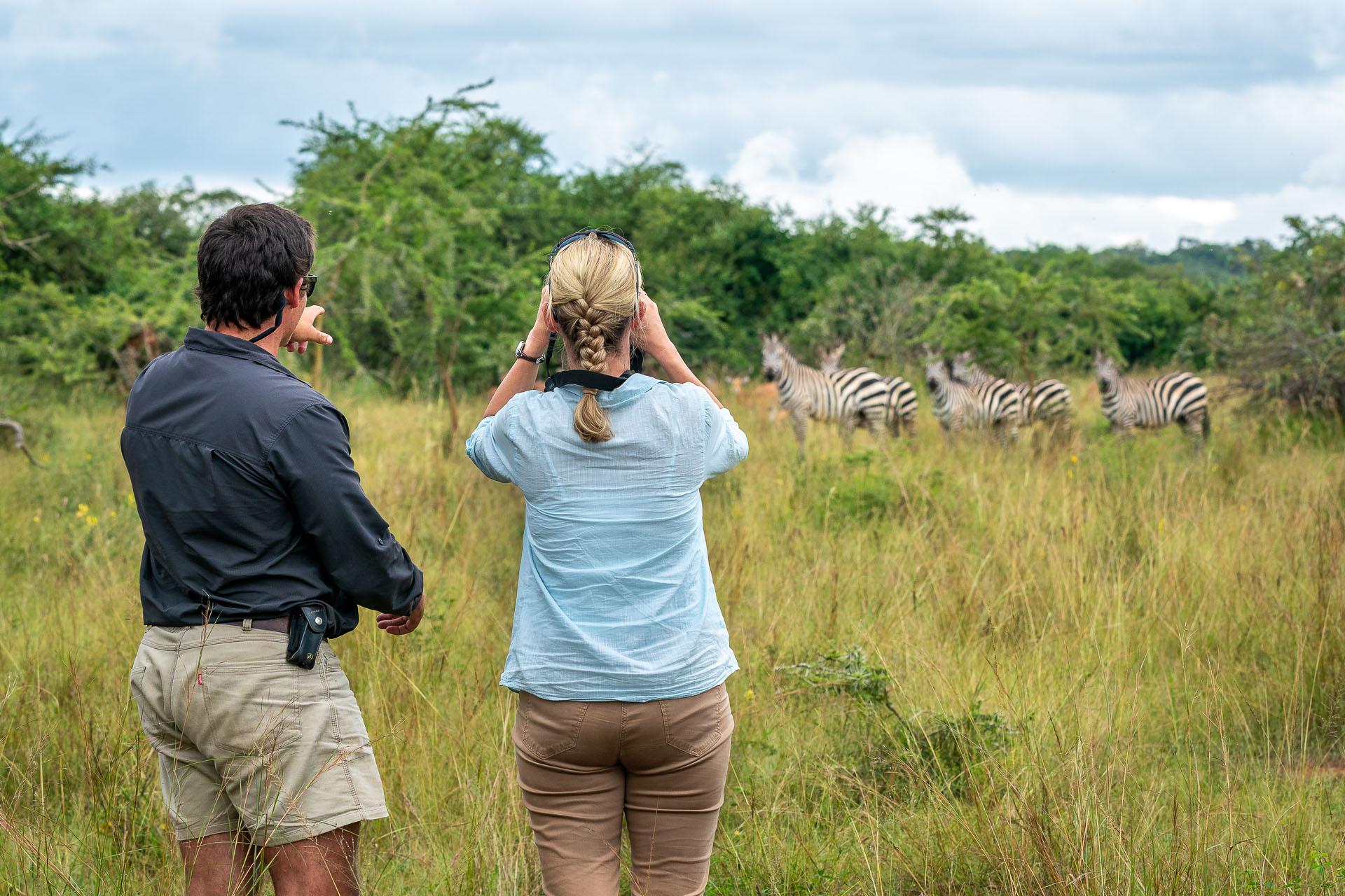 8 días – Gorilas y la Tierra de las Mil Colinas
